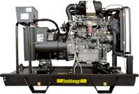 Дизельный генератор Hobberg HY 16 M