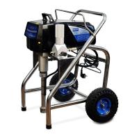 HYVST SPT 650 окрасочный аппарат для вязких красок