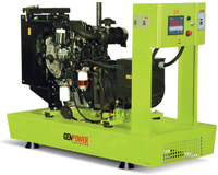 Дизельная электростанция GenPower GPR 15