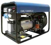 Дизельный генератор GML13000ELX