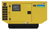 Дизельный генератор AKSA ALP 15