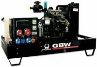 Дизель генератор Pramac GВW15Р