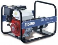 Бензиновый генератор SDMO HX 4000-C (-S)