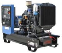 Дизельный генератор GMM16