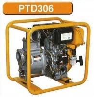 Дизельная мотопомпа Robin-Subaru для чистой воды PTD306