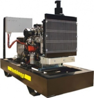 Дизельный генератор Hobberg HL 22 M