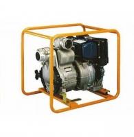 Мотопомпа для сильнозагрязненных жидкостей PTD306T