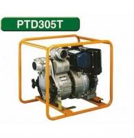 Мотопомпа для сильнозагрязненных жидкостей PTG305T (РТХ301Т)