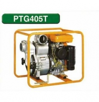 Мотопомпа для сильнозагрязненных жидкостей PTG405T (PTV406T)