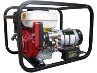 Бензиновый генератор Gesan G 5000 H