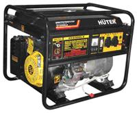 Бензиновый генератор Huter DY6500LX с электростартером