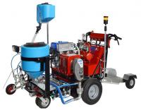 Larius Everest TH Liner самоходная разметочная машина с местом для оператора