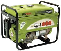 Бензиновый генератор GenPower GBG 5500 E