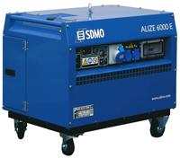 Бензиновый генератор SDMO Alize 6000 E