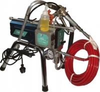 Cb-210 - электрический окрасочный аппарат безвоздушного распыления