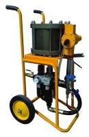 DP-6391A - Поршневой окрасочный аппарат высокого давления с пневмоприводом