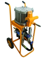 DP-6391B - Поршневой окрасочный аппарат высокого давления с пневмоприводом
