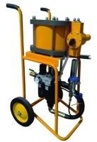 DP-6391C- Поршневой окрасочный аппарат высокого давления с пневмоприводом