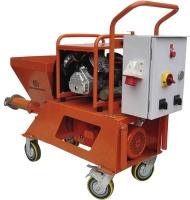 DP-N2 - Шпаклевочная машина, штукатурная станция