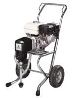 Поршневой окрасочный аппарат с бензиновым двигателем DP-3400