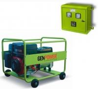 Бензогенератор GenPower GBS 70 MEA