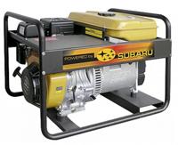 Бензиновый генератор Energo EB 7.0 /230-SLE
