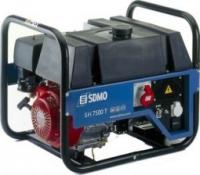 Бензиновый генератор SDMO HX 7500 TC