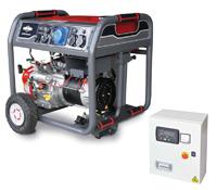 Бензиновый генератор BS 750 A с автозапуском