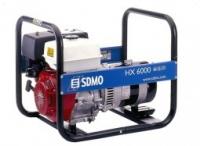 Бензиновый генератор SDMO HX 6000-C (-S)