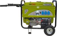Бензиновый генератор GenPower GBG 8000 TE