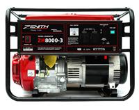 Бензиновый генератор Zenith ZH8000-3