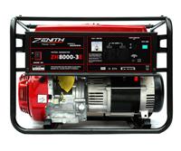 Бензиновый генератор Zenith ZH8000Е-3