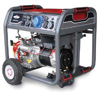 Бензиновый генератор BS 750