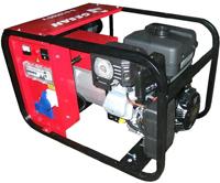 Бензиновый генератор Gesan G 8/10000 V