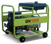 Бензиновый генератор GenPower GBS 100 TE