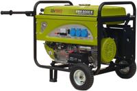 Бензиновый генератор GenPower GBG 8000 E