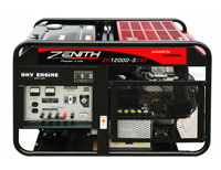Бензиновый генератор Zenith ZH12000 3DX