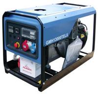 Бензиновый генератор GMH13000TELX