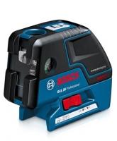 Лазерный нивелир  Bosch GCL 25 + BM1