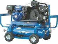Компрессор СБ 4/С- 90 LB75 SPE390E бензиновый со стартером