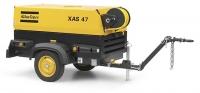 Дизельный компрессор Atlas Copco XAS 47 Dd Generator