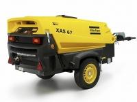 Дизельный компрессор Atlas Copco XAS 67 Dd