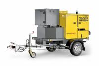 Установка для прогрева грунта и бетона E350G, HSH 350 DG