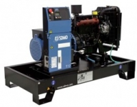Дизельный генератор SDMO K 21H
